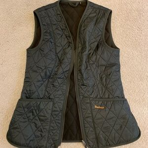 Barbour Women's Fleece Betty Vest Size US6